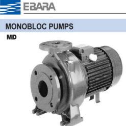 ปั๊มน้ำเอบาร่า EBARA รุ่น : MD32-125/1.1 MD32-125/1.1M