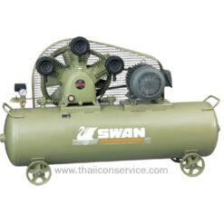 ปั๊มลมสวอน SWAN รุ่น SWP-307-240/380 (7.5 แรงม้า)