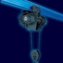 รอกสลิงไฟฟ้า HITACHI 1,000 Kg./380 V. Model : 1 HAM