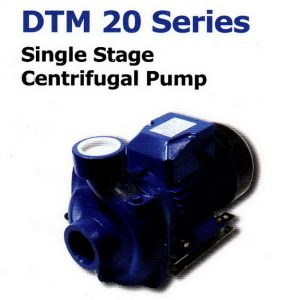 ปั๊มน้ำ Electra Model : DTM 20 Series