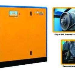 ปั๊มลมสกรูพูม่า Screw Air Compressor PUMA รุ่นSP100