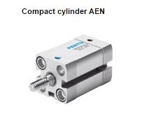 Cylinder Festo กระบอกลมเฟสโต้ Compact AEN ISO21287