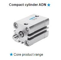 Cylinder Festo กระบอกลมเฟสโต้ Compact ADN ISO21287