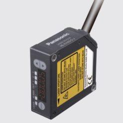 เลเซอร์เซนเซอร์สำหรับงานวัดระยะ แบบแสดงผลในตัว Panasonic SUNX HL-G1 SERIES