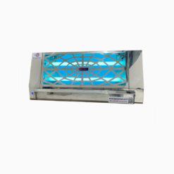 เครื่องไฟดักแมลงแบบกาว SPIDER รุ่น : SD-15GBS (สแตนเลส)