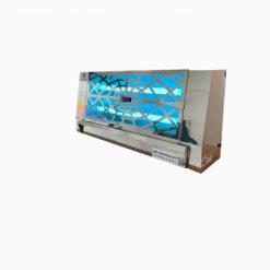 เครื่องไฟดักแมลงแบบช็อต SPIDER รุ่น : SD-15LS (สแตนเลส)